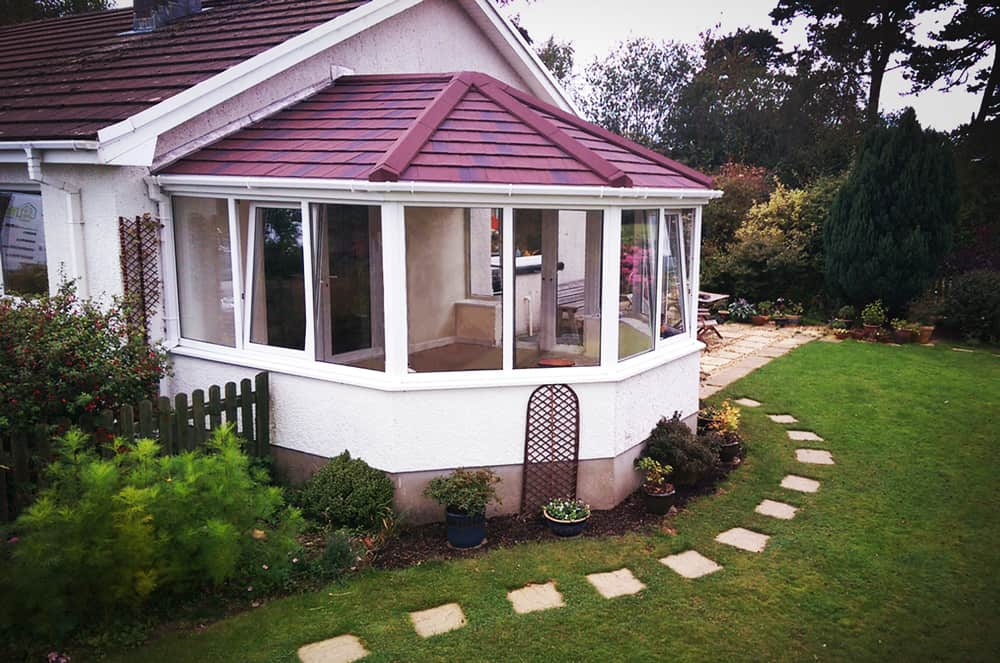 Victorian Style Roof Conversion