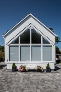 pitched roof conservatory