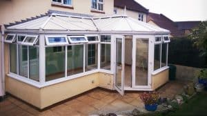 Lean-to Victorian Combination - Before Renovation