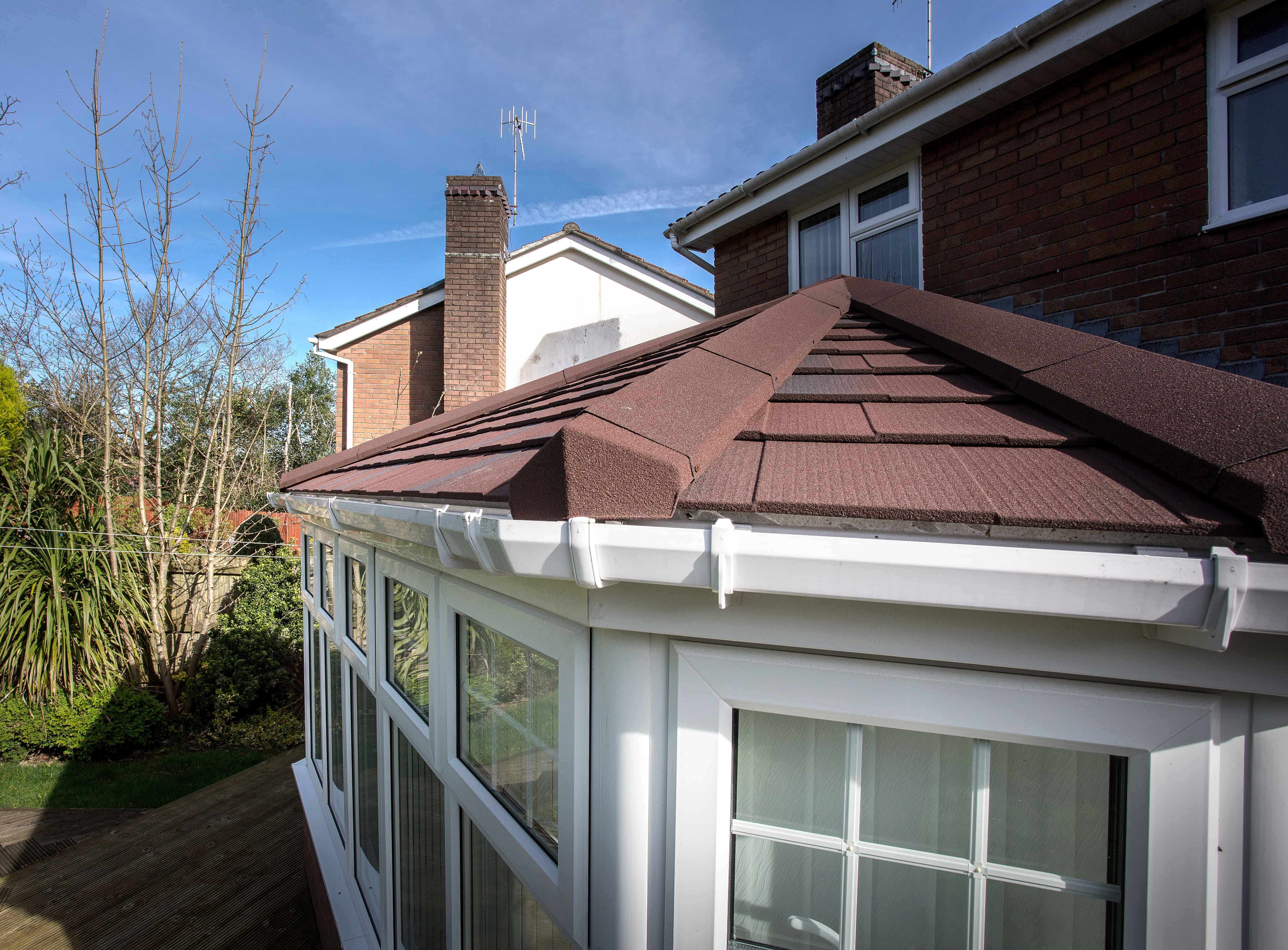 Wide Bay Victorian Conservatory Roof Transformation Leka