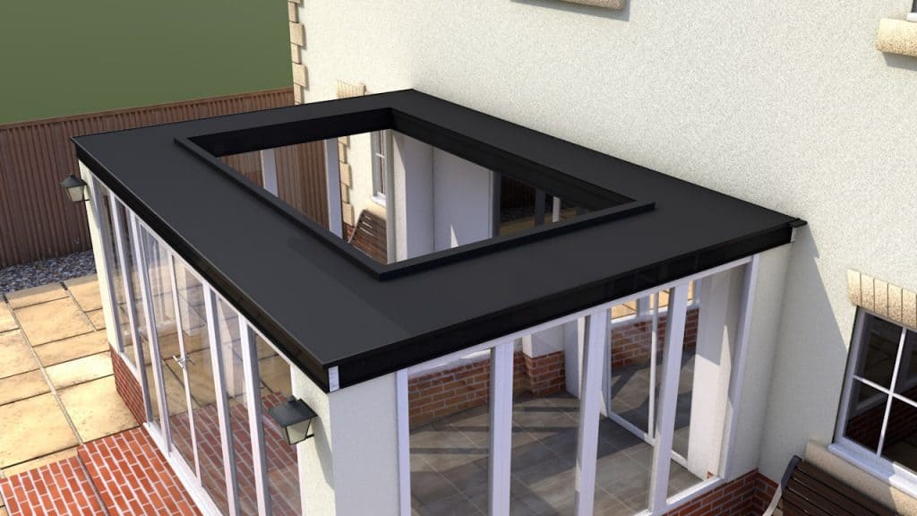 Orangery Roof Leka Systems