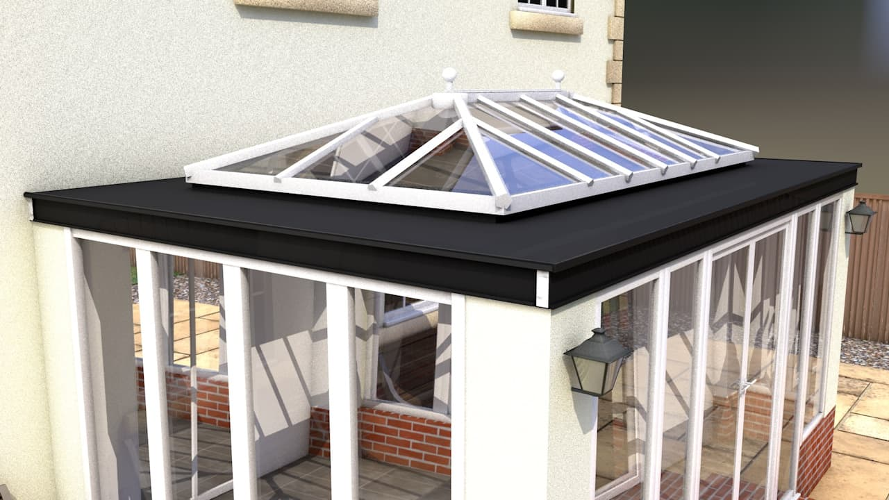 Orangery Roof Conversions Orangery Roof Replacements