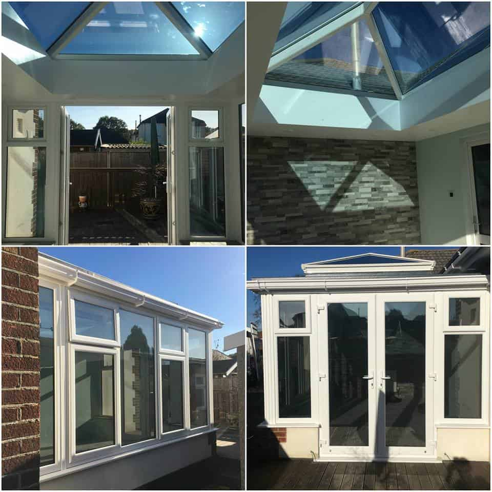 Orangery Roof Conversion Leka Systems