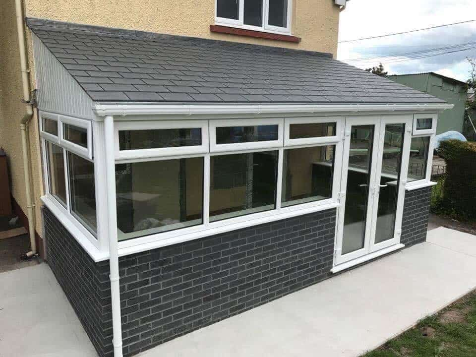 Conservatory Roof Conversion >> Lean To Conservatory Roof Conversion Leka Systems