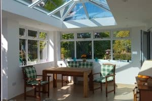 Orangery Roof Conversion
