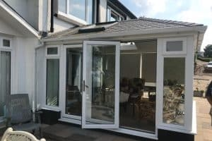 Edwardian Conservatory Roof Conversion