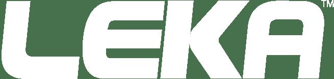 Leka - Logo - White - Wording Only@0.5x